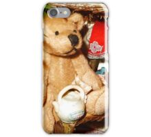 Teddies in a Tree House iPhone Case/Skin