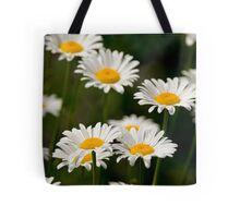 Oxe-eye Daisy Tote Bag