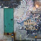 half winged door by fabio piretti