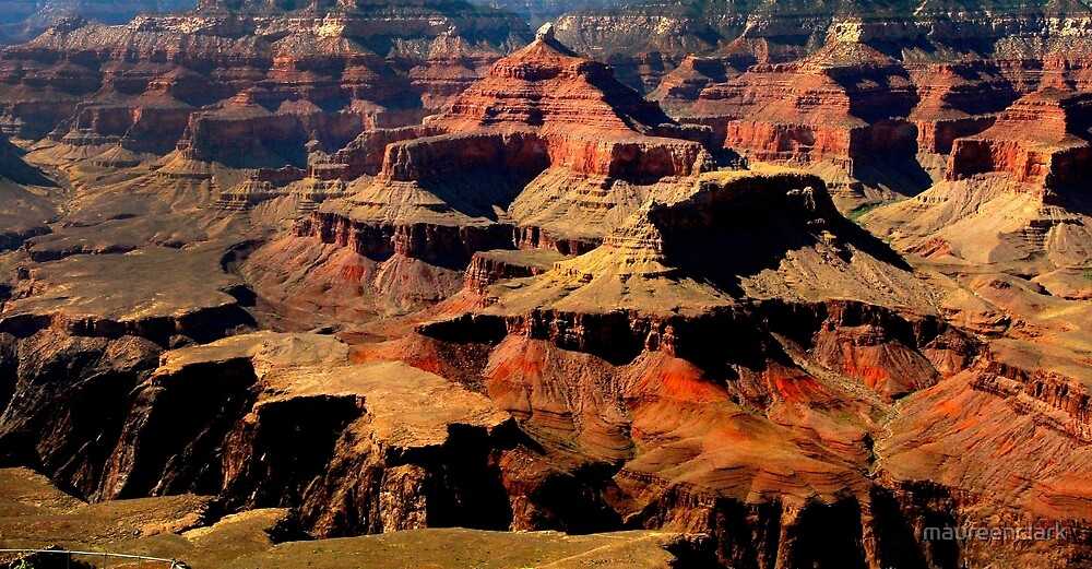 Grand Canyon 2012 by Maureen Clark