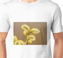 Spring Time Pussy Willow Unisex T-Shirt