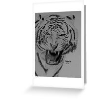 Rawr ! Greeting Card