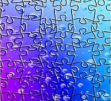 Jigsaw Blues by Sookiesooker