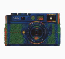 Leica M8 on acid Kids Clothes