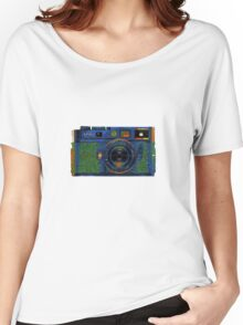 Leica M8 on acid Women's Relaxed Fit T-Shirt