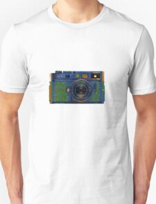 Leica M8 on acid Unisex T-Shirt