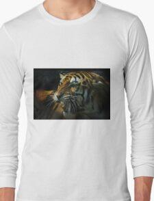 Snarling Tiger  T-Shirt