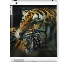 Snarling Tiger  iPad Case/Skin