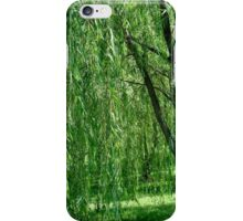 Under the Old Willow Tree- collaboration iPhone Case/Skin