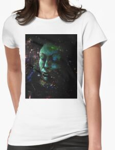 Imbrium Womens Fitted T-Shirt