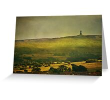 Lancashire Landscape Greeting Card