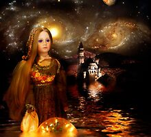 Once Upon a Golden Dream by Nadya Johnson
