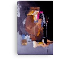 Transgression And Repentance Canvas Print