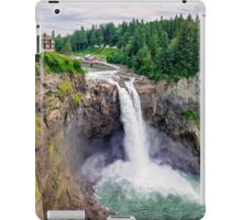 Snoqualmie Falls, Washington iPad Case/Skin