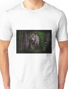 Timberwolf 1 - Photoshop Manipulation T-Shirt
