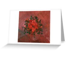 BRING MAY FLOWERS by Janai-Ami Greeting Card