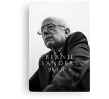 Bernie Sanders 2016 Canvas Print