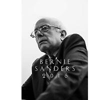 Bernie Sanders 2016 Photographic Print