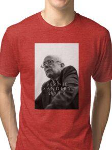 Bernie Sanders 2016 Tri-blend T-Shirt