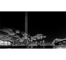 Brooklyn Works 9-11 Photographic Print