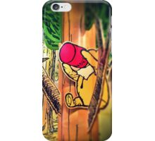 Silly Bear iPhone Case/Skin