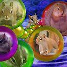 Chipmunk plus Bubblegum.... oh dear.... by maxy