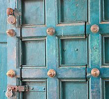 The Blue Door by Indrani Ghose