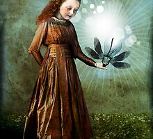 Shining light by Catrin Welz-Stein