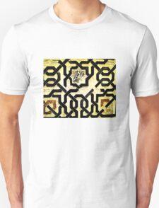 Geometric Design of Love T-Shirt