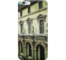 Paris The Louvre  iPhone Case/Skin