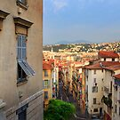 Mother Mary in Nice by Inge Johnsson