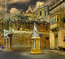 Qrendi Malta by Edwin  Catania