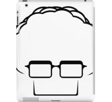 Brady Head iPad Case/Skin