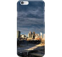 Downtown Denver from Speer Blvd iPhone Case/Skin