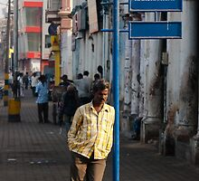 The Corner of Harsha Road by AjayP