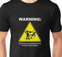 Pimp Slap Zone Unisex T-Shirt