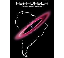 Ayahuasca -- Outside Looking Farther Out Photographic Print