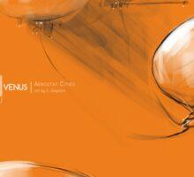 Venus - Aerostat Cities Sticker