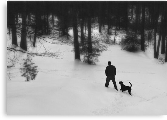 Me and my shadow by Lori Deiter
