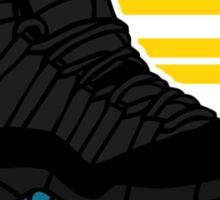 J11-23-Gamma Blue Sticker