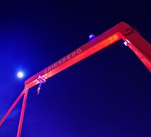 Crane Eriksberg by JF-Developer