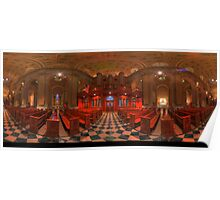 360 degree  view ( LINK in description)  of the The Cathedral Basilica of SS.Peter & Paul   Poster