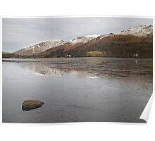 Grasmere, Lake District, UK Poster