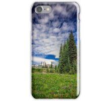 Mt Rainier, Washington iPhone Case/Skin
