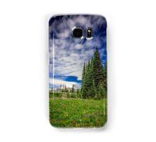 Mt Rainier, Washington Samsung Galaxy Case/Skin