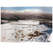 Whernside - Yorkshire's Highest Peak Poster
