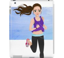Workout iPad Case/Skin