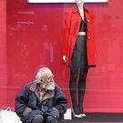 Homeless by Angela Strati