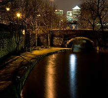 Bow Canal 2 by david marshall