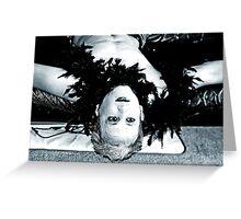 Trajik- Fashion Photography Series Greeting Card